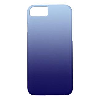Licht zur dunkelblauen Steigung für iPhone 7 iPhone 8/7 Hülle