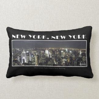 Lichter von New- York Citykissen Lendenkissen