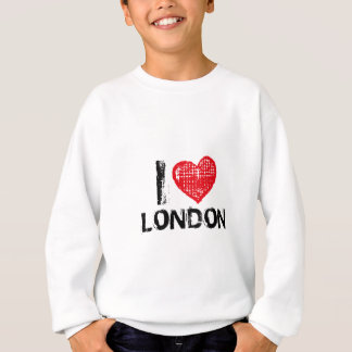 Liebe alle sweatshirt