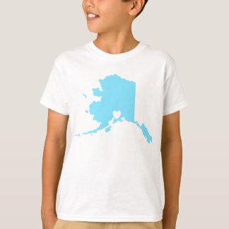 Liebe Anchorage Alaska T-Shirt