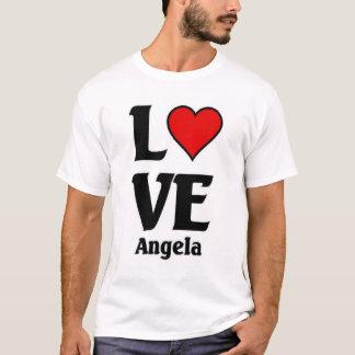 Liebe Angela T-Shirt