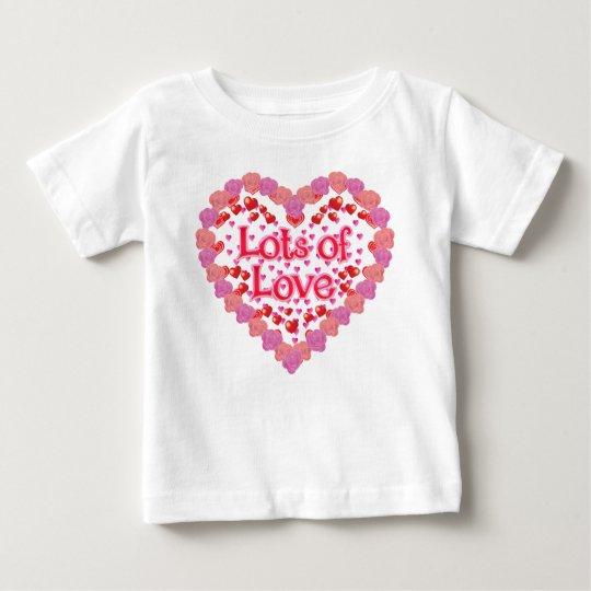 Liebe Baby T-shirt