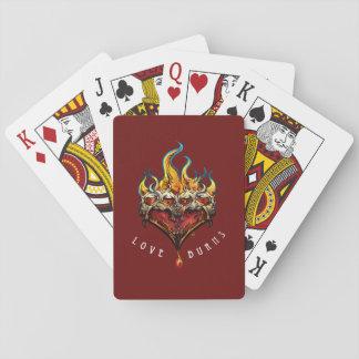 LIEBE BURNS_cards_2 Spielkarten