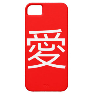 Liebe Chinesisch, Chinesische Schrift iPhone 5 Etui