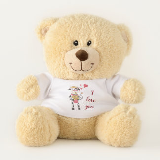 Liebe der Gewohnheit I Sie teddy-Bär Valentines