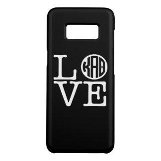 Liebe des Kappa-Alpha Theta-  Case-Mate Samsung Galaxy S8 Hülle