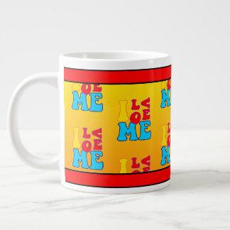 Liebe des Tunnel-bohrwageni ich Kaffee-Tasse Jumbo-Tasse