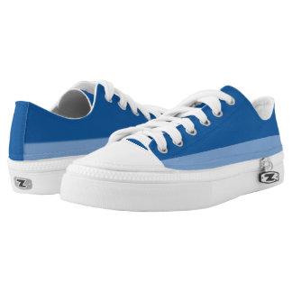 Liebe die Blues II Zwei-Ton Lo-Spitze Niedrig-geschnittene Sneaker