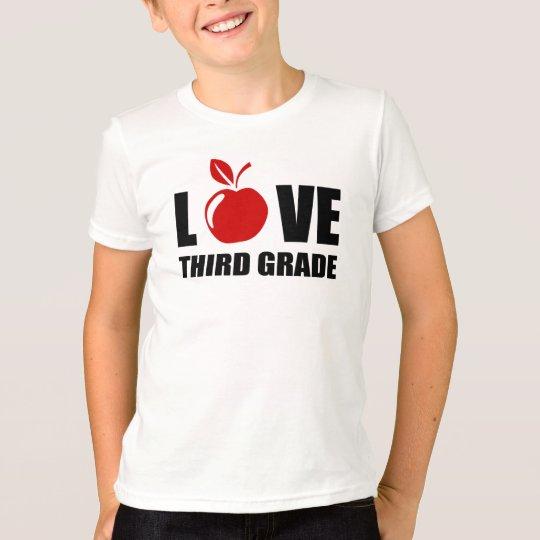 LIEBE-DRITTER GRAD T-Shirt