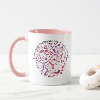Liebe ein Biologe Tasse