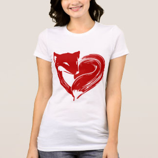 Liebe Foxes Shirt