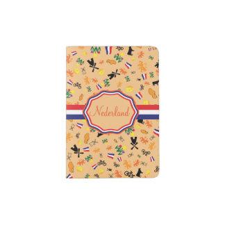 Liebe für Holland Passhülle
