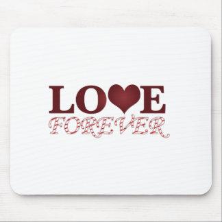 Liebe für immer mauspads