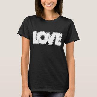 LIEBE ~ Grafik-T-Stück T-Shirt
