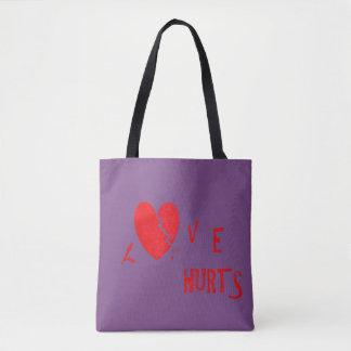 Liebe Hurts Tasche