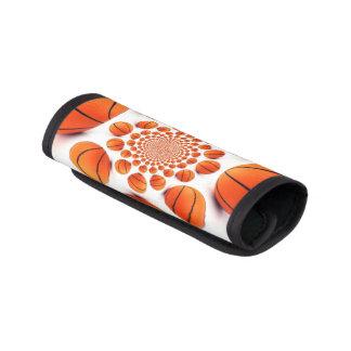 Liebe I Basketballspiel Gepäck-Griff-Verpackungen Koffergriffwickel