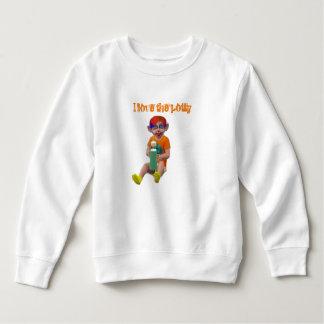 Liebe I der Potty Sweatshirt