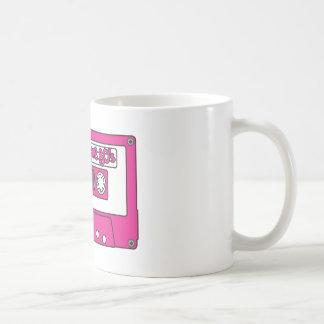 Liebe I die Achtzigerjahre Kaffeetasse