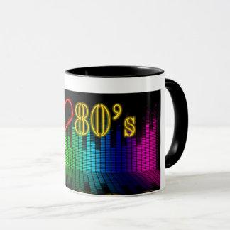 Liebe I die Achtzigerjahre Tasse