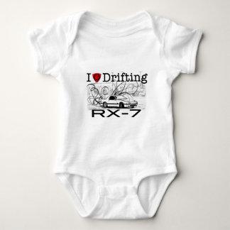 Liebe I, die RX-7 treibt Babybody