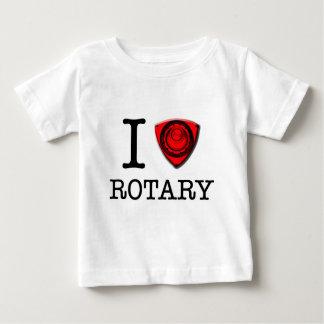 Liebe I DrehMotor Baby T-shirt