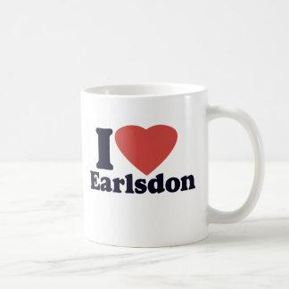 Liebe I Earlsdon Tasse
