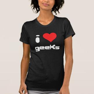 Liebe I Geeks T-Shirt