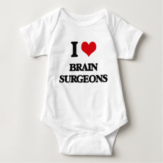 Liebe I Gehirn-Chirurgen Baby Strampler