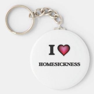 Liebe I Heimweh Schlüsselanhänger