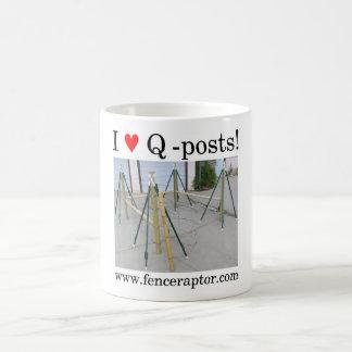 Liebe I (Herz) Q-Posten Schale Kaffeetasse