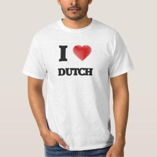 Liebe I Holländer T-Shirt