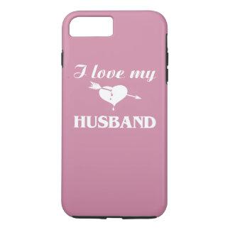 Liebe I mein Ehemann iPhone 8 Plus/7 Plus Hülle