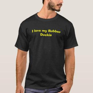 Liebe I mein GummiDuckie T-Shirt