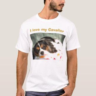 Liebe I mein Kavalier T-Shirt