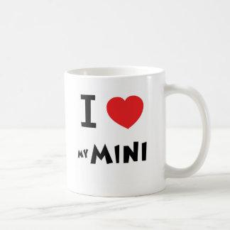 Liebe I mein Mini Tasse