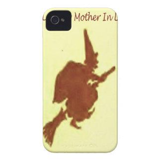 Liebe I meine Schwiegermutter iPhone 4 Cover