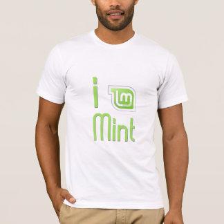 Liebe I Minze T-Shirt
