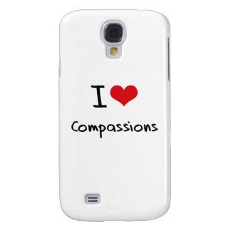 Liebe I Mitleiden Galaxy S4 Hülle