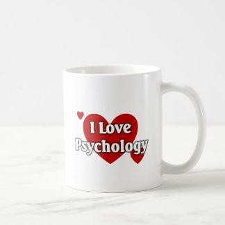 Liebe I Psychologie Tasse