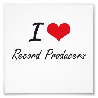 Liebe I Rekordproduzenten Fotos