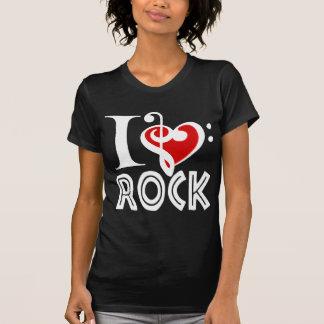 Liebe I Rock-and-Roll Shirt