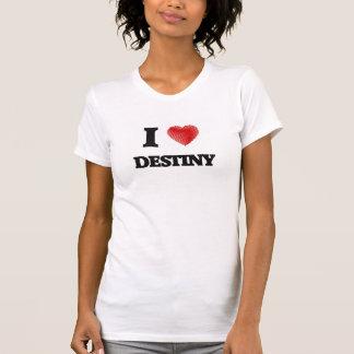 Liebe I Schicksal T-Shirt