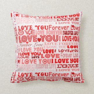 Liebe I Sie Kissen