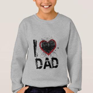 Liebe I Sie t Sweatshirt