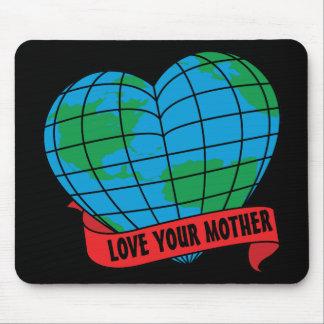 Liebe Ihre Mutter Mauspads