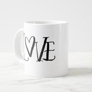 Liebe Ihre Tasse Jumbo-Mug