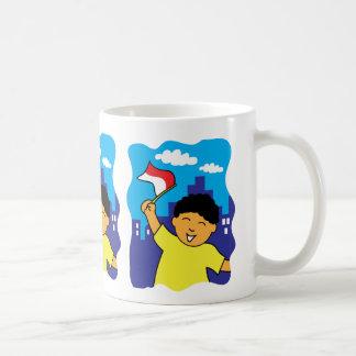 Liebe Indo Kaffeetasse