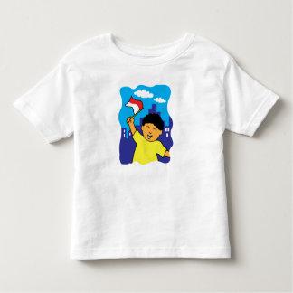 Liebe Indo Kleinkind T-shirt