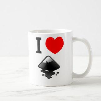Liebe Inkscape? Zeigen Sie ihn! Kaffeetasse