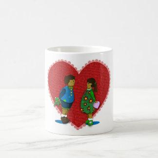 Liebe ist in der Luft Kaffeetasse